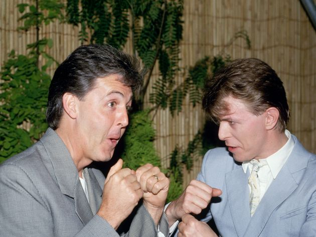 McCartney vs. Bowie