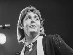 Paul McCartney at 71