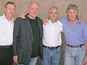 Pink Floyd receive 2008 Polar Music Prize