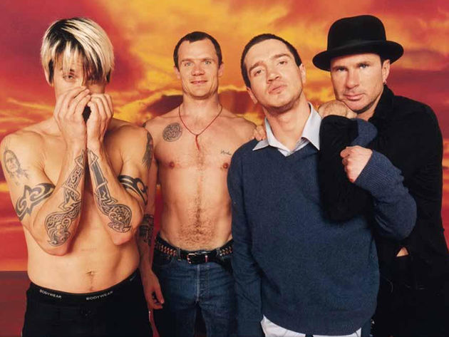 Will the next Chili Peppers record be played in clubs rather than stadiums?