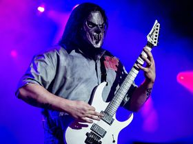 Mick Thomson and Jim Root talk Slipknot, Stone Sour and more...