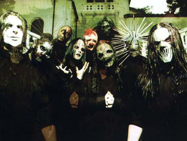 Slipknot get dark on new record