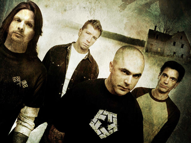 Staind use their illusion