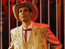 "Steve Vai plays Hank Williams in new film ""Crazy"""