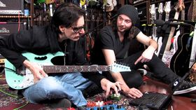 TC Electronic launches Steve Vai TonePrint