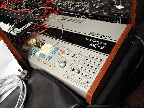 The pre-MIDI MC-4 MicroComposer