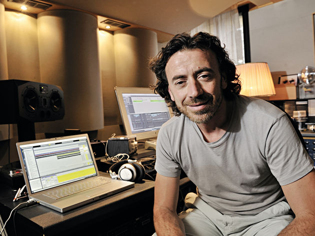 Benny Benassi: anthemic dance is his stock in trade.