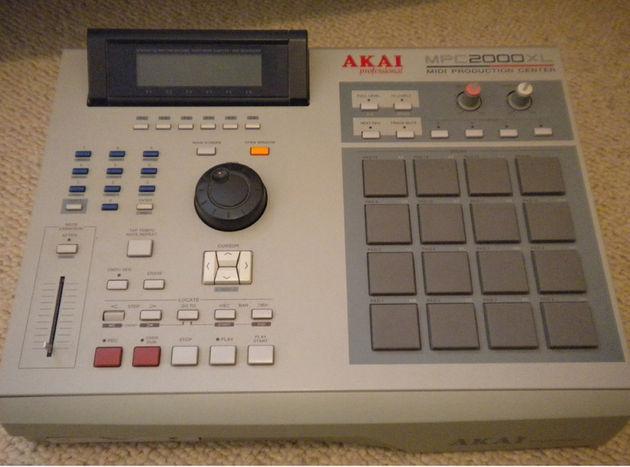 MPC2000 XL