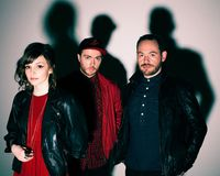 Chvrches talk synths and their forthcoming debut album, The Bones of What You Believe.