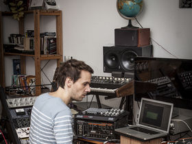 In pictures: Clark's Berlin studio