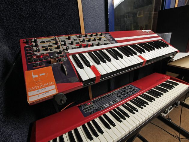 Nord Lead 2 and Nord Electro