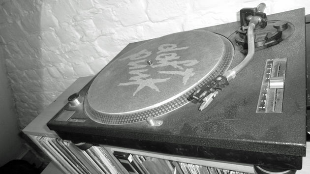 The SL MK2 Technics turntable