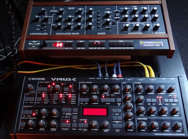 Hardware synths