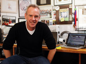 Interview: Fatboy Slim on going digital as a DJ and as a producer