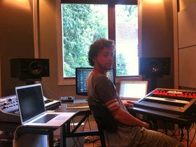 Me in my studio: Felguk