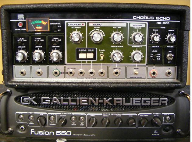 Roland Chorus Echo