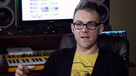 Video: Funkagenda creating anthemic synth sounds in Synlenth1