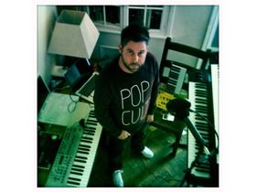 Me in my studio: Graingerboy