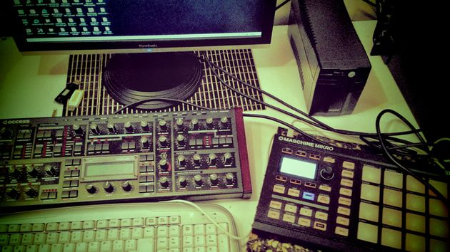Maschine and Virus