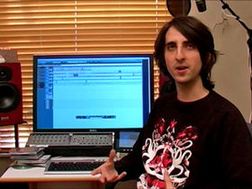 James Holden classic In The Studio video 2006