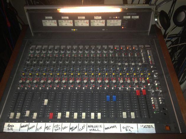 Studer mixer
