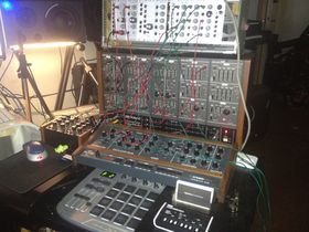 Me in my studio: Jori Hulkkonen