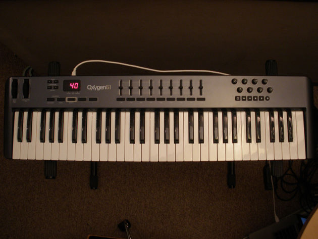 M-Audio Oxygen Controller Keyboard