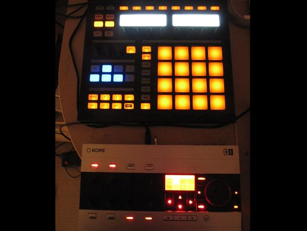 Mapping Maschine