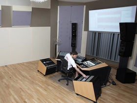 Me in my studio: Kramnik