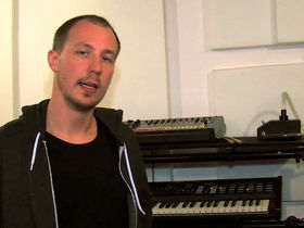 VIDEO: Kris Menace studio tour