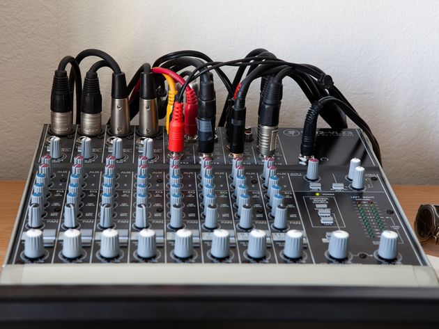 Mackie 1202VLZ-3 mixer