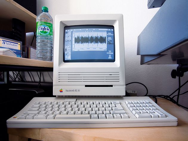 Mac SE/30 and Alchemy 3.0
