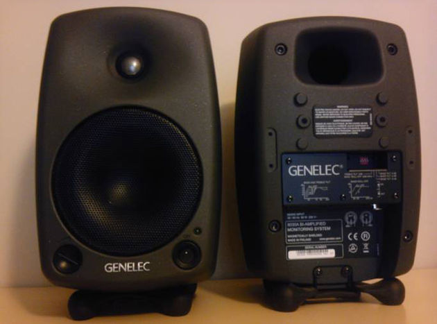 Genelec monitors