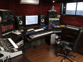 In pictures: Nicky Romero and his suburban studio