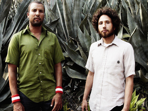 Rage Against The Machine meets The Mars Volta with synths!