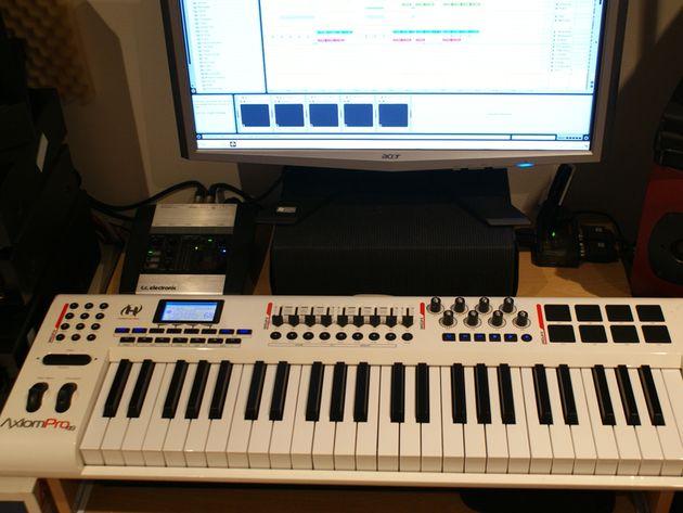 M-Audio Axiom Pro49