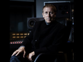 Me in my studio: Paul Hardcastle