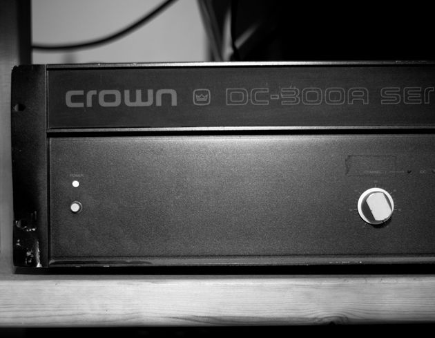 Crown amp