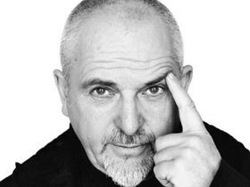 Peter Gabriel backs online music project