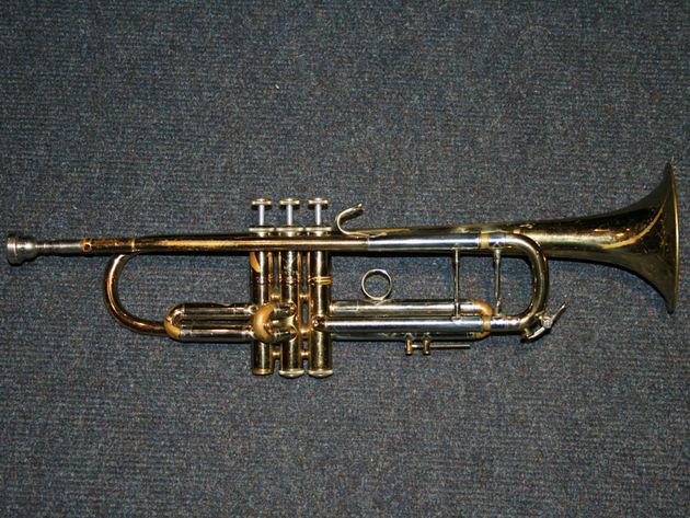 Bach Stradivarius Trumpet