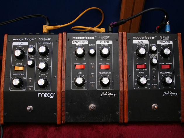 Moog Moogerfoogers
