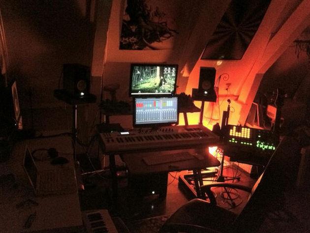 Arche Project's studio