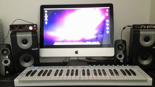 Dubmind's studio
