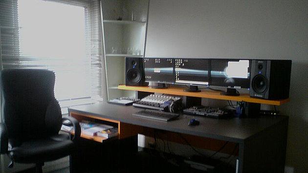 Gabriel Ocsko's studio