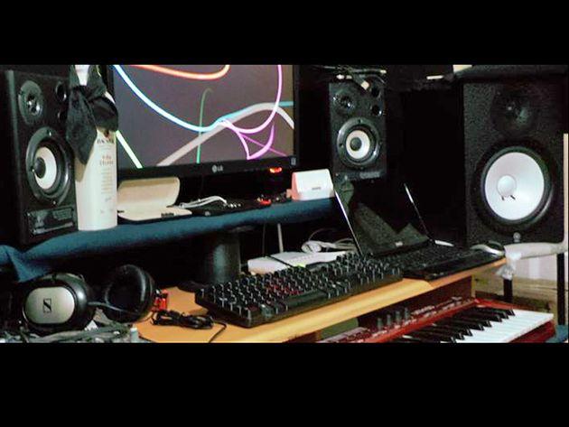 Gihan Senevirathne's studio