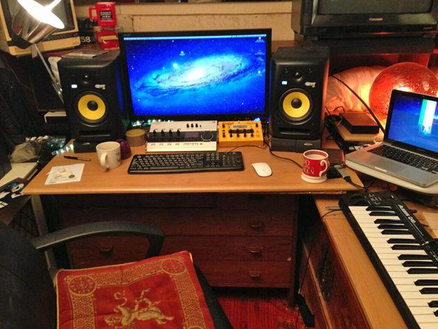 Jack London's studio