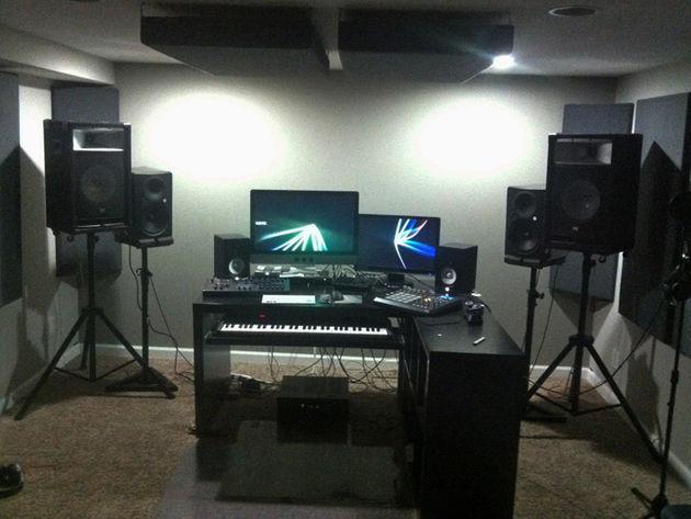 Jaroslaw Olewniczak's studio