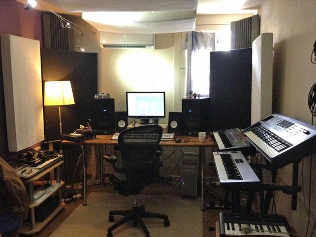 KCBlitz's studio