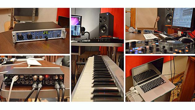 KoBo's studio