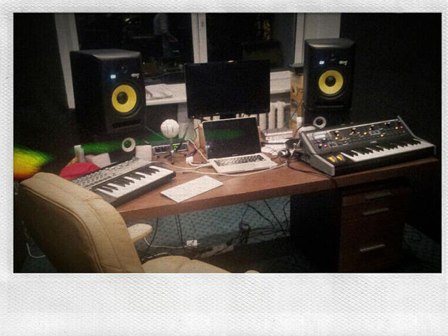 Mindaugas Will'nonis' studio